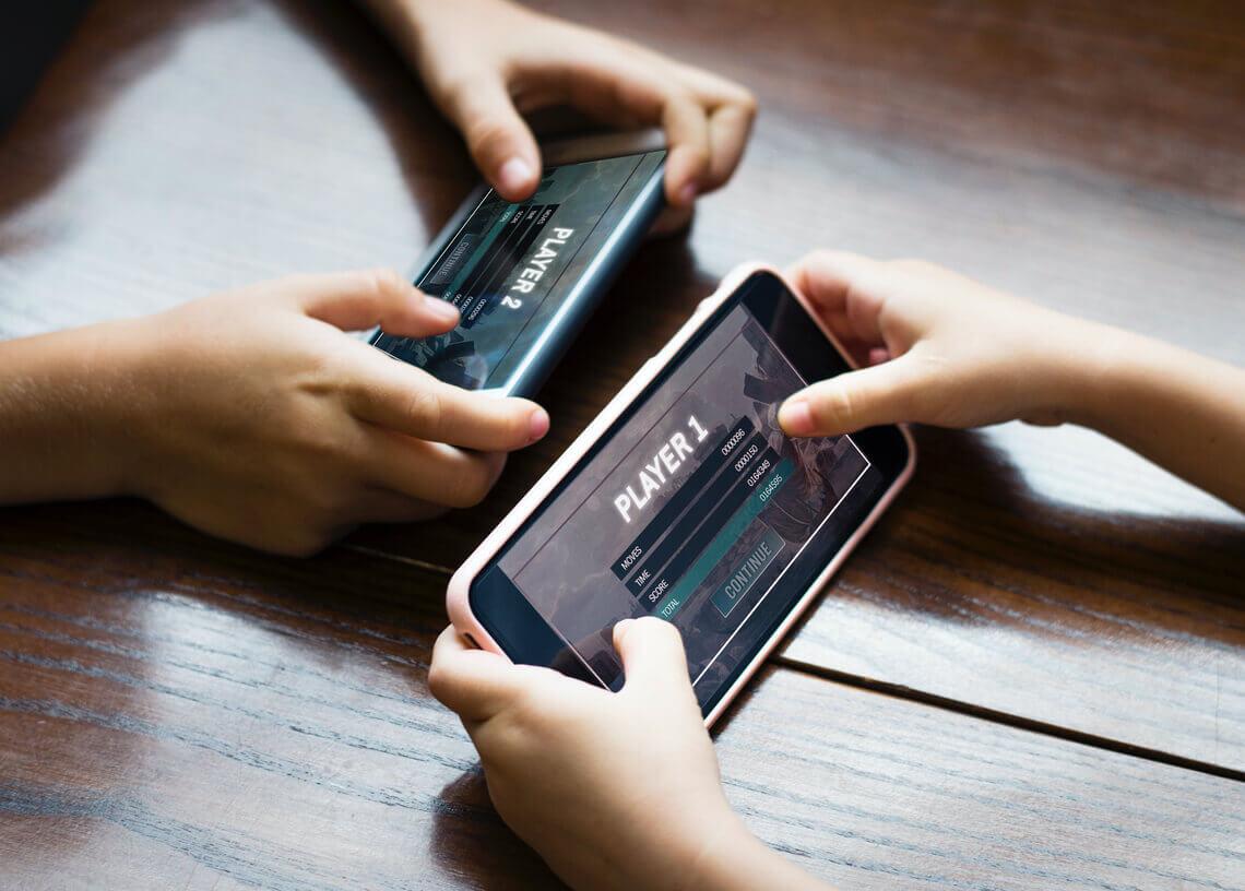 Phones Gaming